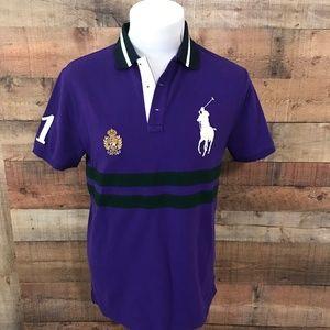 Polo Ralph Lauren Men's Slim Fit Polo Shirt Sz M